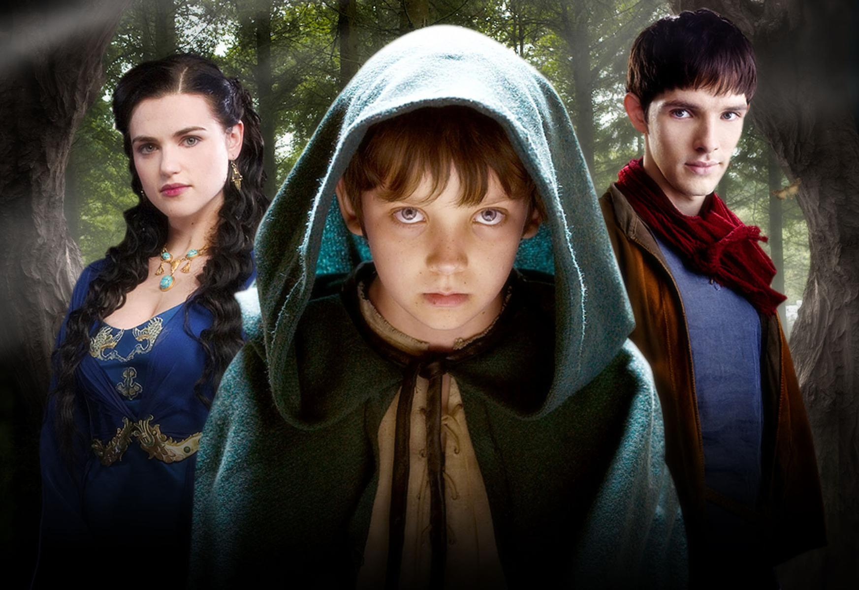 The beginning of the end merlin wiki fandom powered by wikia - Merlin dessin ...
