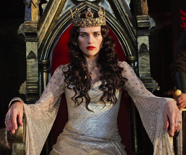 Image Morgana Queen Jpg Merlin Wiki Fandom Powered By Wikia