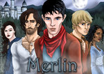 Merlin fanposter by hollano-d2zxyt2