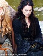 Katie McGrath Behind The Scenes Series 4-4