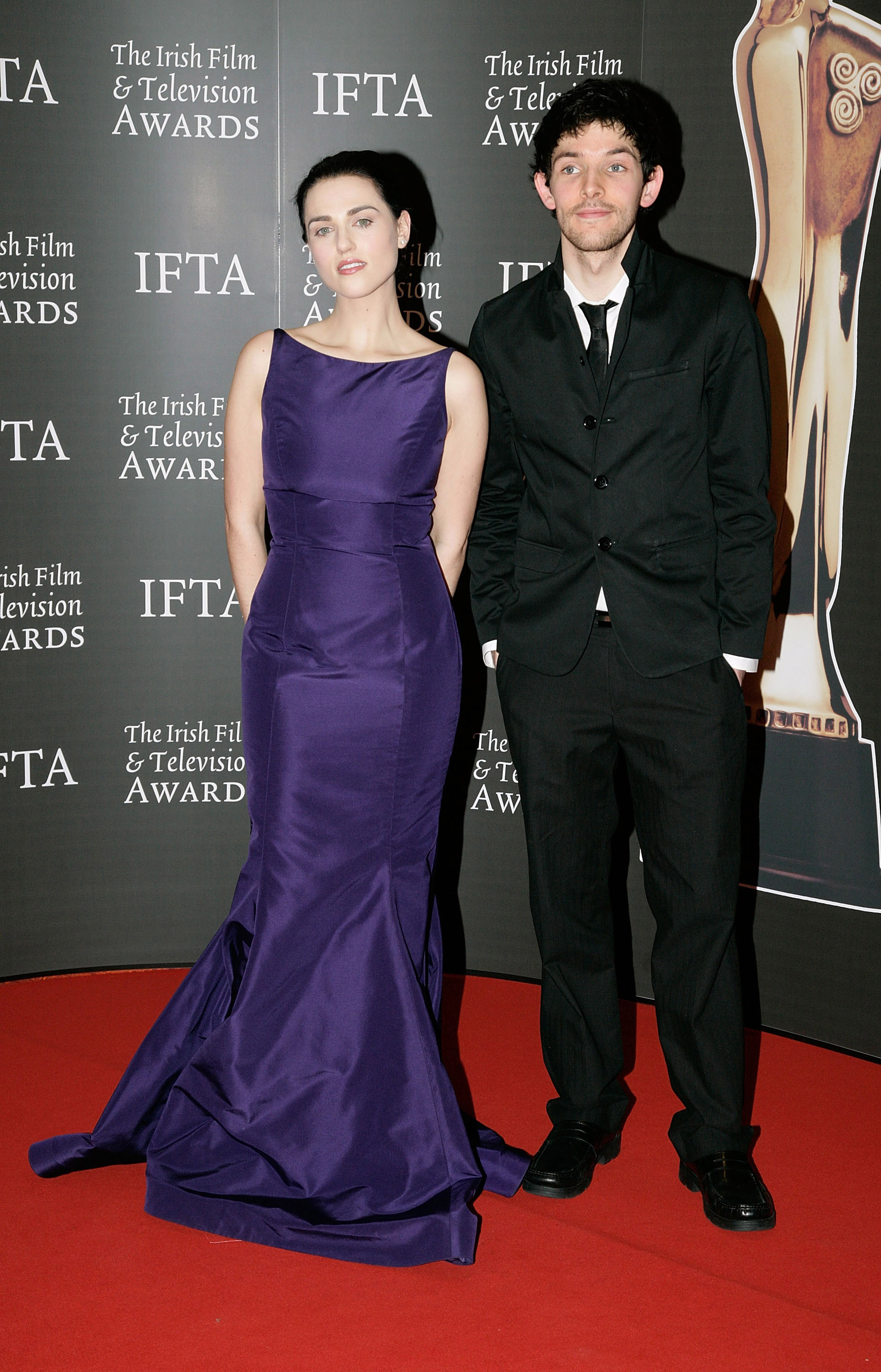 colin morgan and katie mcgrath dating Hero complex caught up with james and katie mcgrath, who plays the colin morgan plays merlin, left, and bradley james plays arthur in.