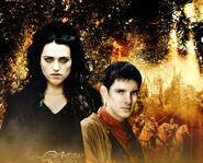 Series 4 Morgana Merlin