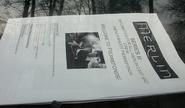 Merlin Series 3 Production Sheet