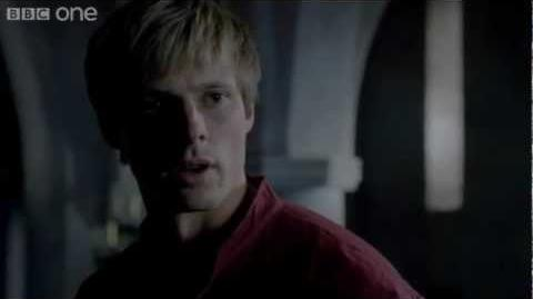 Merlin 'The Death Song of Uther Pendragon' Next Time Trailer - Series 5 Episode 3 - BBC One