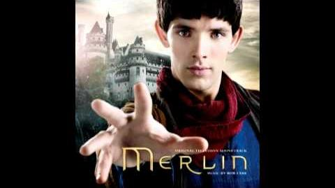 Merlin Soundtrack - The Witch's Threat