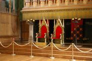 Throne Chairs Behind The Scenes Series 5