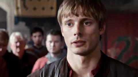 Merlin - The Cup of Life cures Sir Leon