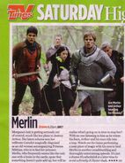 Merlin arthur and mithian