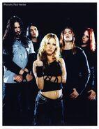 Arch Enemy bandpic