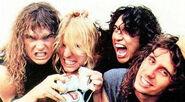 Slayer bandfoto