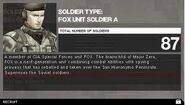 Fox unit member