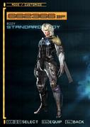 MGR-StandardCyborgBody