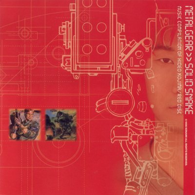 File:Metal Gear Solid Snake Music Compilation of Hideo Kojima Red Disc cover.jpg