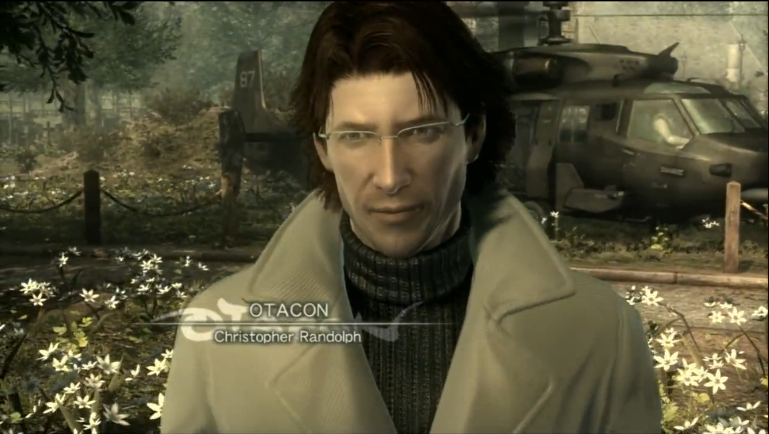 Image result for otacon mgs2