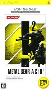 Metal Gear Acid 2 PSPBest A