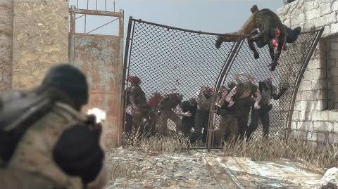 【公式】 METAL GEAR SURVIVE - TGS2016 GAME PLAY DEMO(Stealth Defense) KONAMI (CERO)