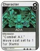 ADA card