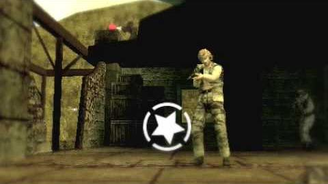 Metal Gear Solid Portable Ops Plus Release Trailer