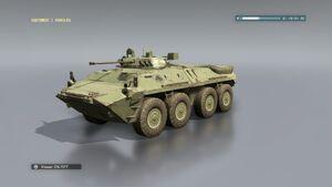 ZHUK BR-53 APC