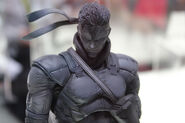 Play arts snake close