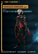 MGR-CustomCyborgBodyDesperado