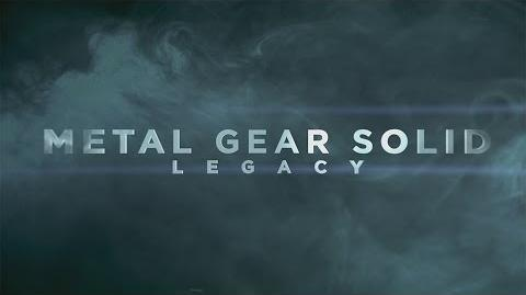 Official Interviews METAL GEAR SOLID LEGACY METAL GEAR SOLID V THE PHANTOM PAIN (EU) PEGI