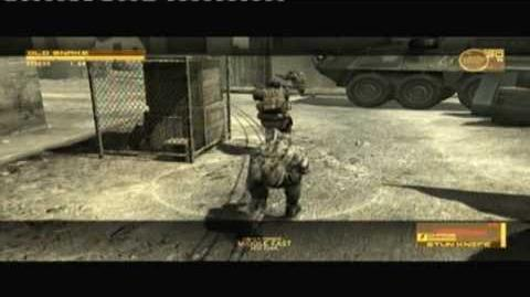 MGS4 Red Zone (NW Sector)