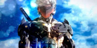 Raiden's custom cyborg body