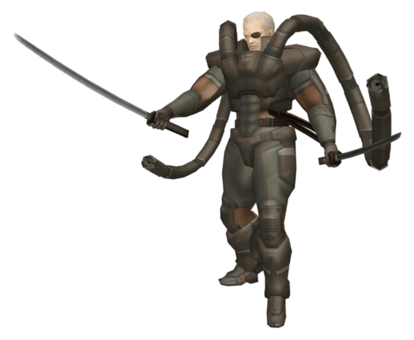 Solidus Snake | Metal Gear Wiki | Fandom powered by Wikia