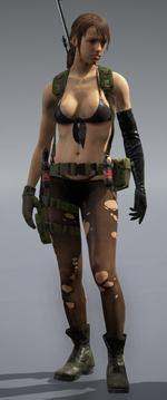 Naked (Quiet) SP