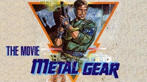 Metal Gear - The Movie HD Full Story