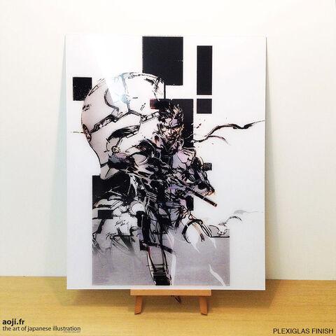 File:MGS-Yoji-Shinkawa-Artwork-Plexiglas-Snake-Gray-Fox.jpg