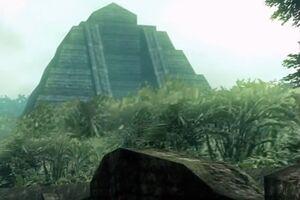 Peace Walker Mayan Ruin