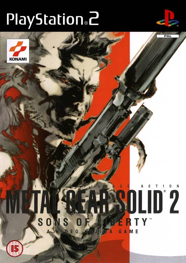 Image result for metal gear solid 2