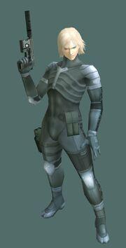 Model Raiden