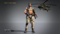 Desert Ambush Naked SP