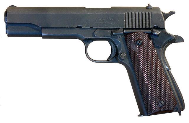 File:800px-M1911 A1 pistol.jpg