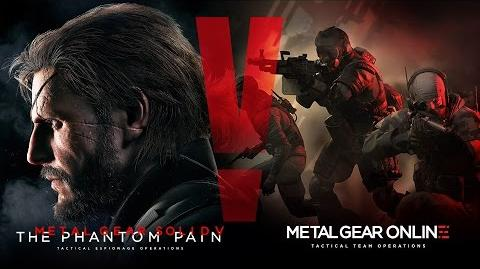 【TGS2015】「METAL GEAR SOLID V THE PHANTOM PAIN」スペシャルステージ 9月19日