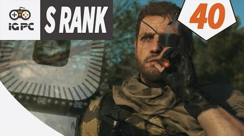 Metal Gear Solid V The Phantom Pain Episode 40 - Extreme - CLOADJED IN SILENCE S RANK