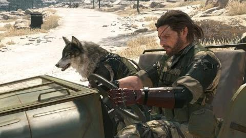 E3 2015 GAME PLAY DEMO METAL GEAR SOLID V THE PHANTOM PAIN (EU) PEGI