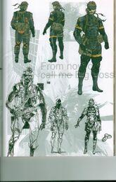Big Boss bonus art packet artwork part 3 001