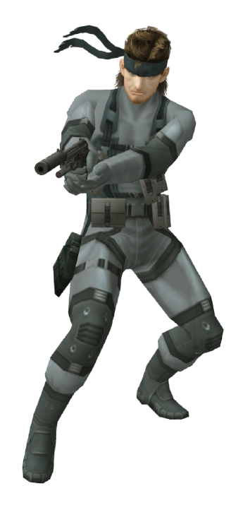 New Photos for Metal Gear Solid 2 Figma Solid Snake Figure - The ...