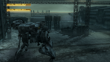 Metal Gear Rex Vs Ray