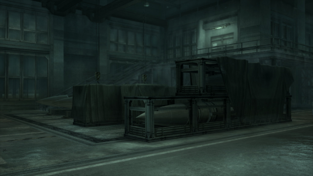 File:The Nuclear warhead storage building (Metal Gear Solid 4).png