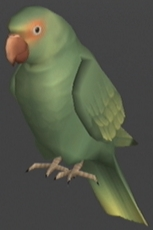 MGS2 Parrot