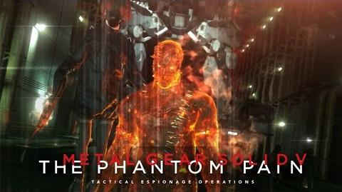 Metal Gear Solid 5 The Phantom Pain - E3 2015 Trailer 2 (60fps) 1080p TRUE-HD QUALITY