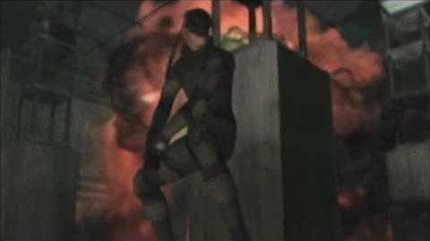 METAL GEAR SOLID THE TWIN SNAKES TGS 2003 BANNED TRAILER HD