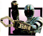 Perfect Jiban weapons