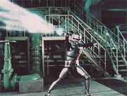 Laser Z Beam