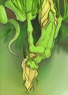 Vine snake by uppertorso